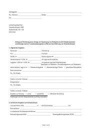 Formular zum Download - Landeshauptstadt Kiel
