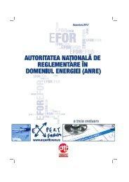 ANRE third report RO - Expert Forum