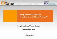 Fix Face2Face Koscom: Korea Fix Committee - Plus Concepts