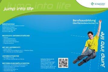 Oberflächenbeschichter/in - Schweizer Electronic AG