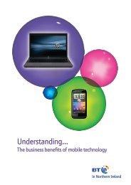 Mobile technology - BT Northern Ireland