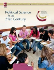 Political Science 21st Century - Academos