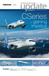 Commercial Aircraft - Bombardier