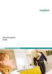 Magazin 2008 / PDF, 1.10 MB - Klinik Linde