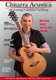 Massimo Varini and his new EKO MIA - Fingerpicking Net