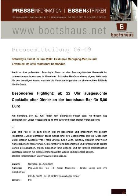PM 06-09 bootshaus Saturday´s Finest im Juni 2009.pdf