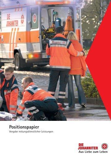 Positionspapier Vergabe Johanniter 03_10