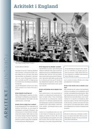 Hent fil (2040 Kb) - Arkitektforbundet