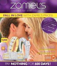 FALL IN LOVE - Zamel's