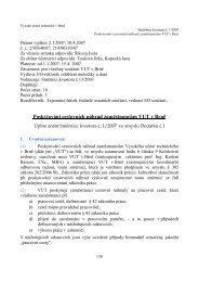 Poskytování cestovních náhrad zaměstnancům VUT v Brně - UTEE