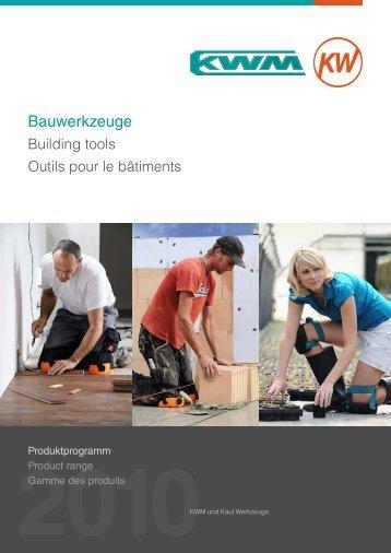 pdf-Download (2,6 MB) - KWM Kunststoff-Formteile GmbH