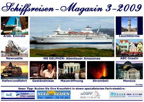 Edition 0309 - Schiffsreisen Magazin