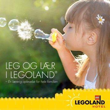 Leg og Lær i LegoLand® - Hotel Legoland