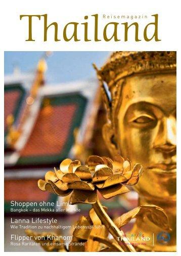 Thailand Reisemagazin 2013