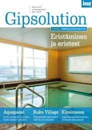Knauf Gipsolution 1/2010