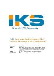 Compendium - IKS
