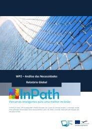 Relatório de Análise de Necessidades - Sociedade Portuguesa de ...