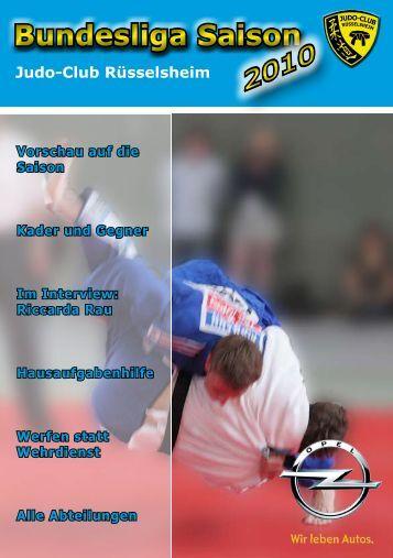 2010 - Judo-Club Rüsselsheim