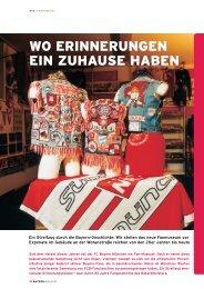 WO ERINNERUNGEN EIN ZUHAUSE HABEN - Club Nr. 12