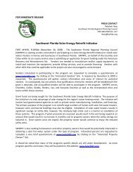 Southwest Florida Solar Energy Retrofit Initiative