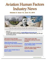HumanFactorsIndustryNews Vol 10 Issue 12