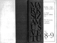 Vuletić, Ljiljana (ur.) Marksizam u svetu br. 8-9