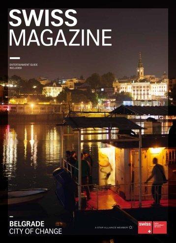 Swiss Magazine, Buchtips Ausgabe Juli/August 2011 - Tamara Wernli