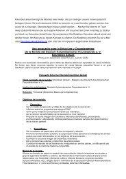 Una propuesta para la Estructura y Organigramma de la Revista del ...