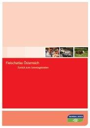 Fleischatlas Österreich - Global 2000