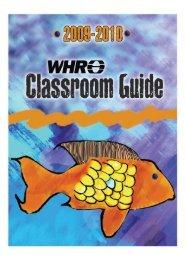 2009-2010 whro book(2).qxp - York County Schools