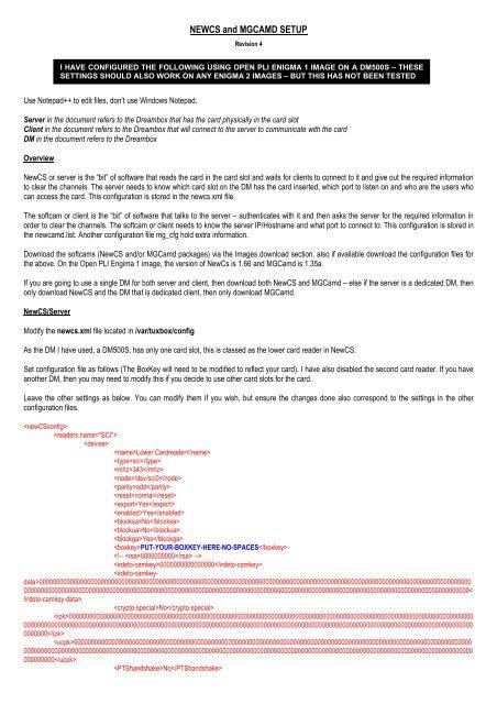 Mgcamd config file download