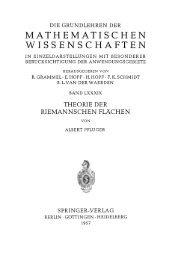 MATHEMATISCHEN WISSENSCHAFTEN - index