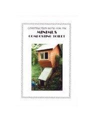 Compost Toilet – Minimus