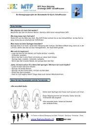 PDF zum Download - Bewegungsideen mit dem Seil
