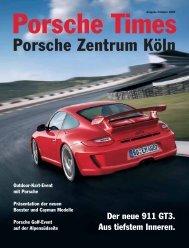 Ausgabe Sommer 2009 - Porsche