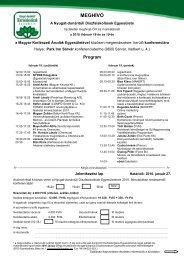 MEGHÍVÓ_konferencia 2010 - Nyugat-Dunántúli Díszfaiskolások ...