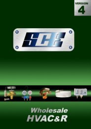 System Control - HVAC & R Catalogue - System Control Engineering