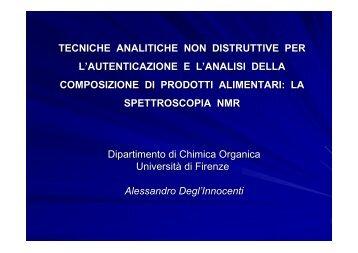 Alessandro Degl'Innocenti - Archivio Rete Poli
