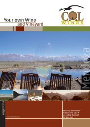 Your own Wine - Colwine.com