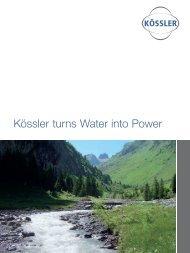 Company brochure - Kössler