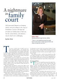 National - Creativity in the legal practice