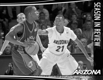 Complete Release in PDF Format - University of Arizona Athletics
