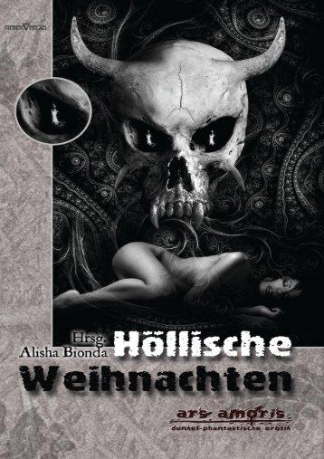 Höllische Weihnachten – düster-phantastische Erotik - Sieben Verlag
