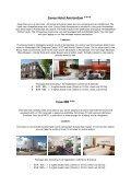 Eden Amsterdam American Hotel **** Park Plaza ... - Buma Cultuur - Page 2