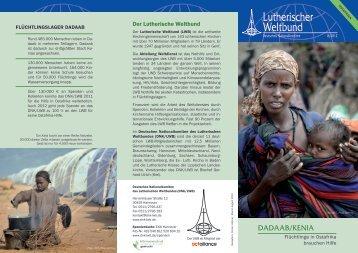 Faltblatt Ostafrika Sommer 2012 | PDF 2,33 MB - Deutsches ...