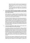 green paper on public private partnerships - European Union of ... - Page 6