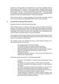 green paper on public private partnerships - European Union of ... - Page 7
