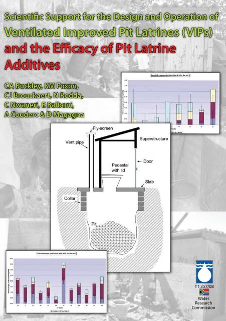 and the Efficacy of Pit Latrine Additives - Water Research Commission
