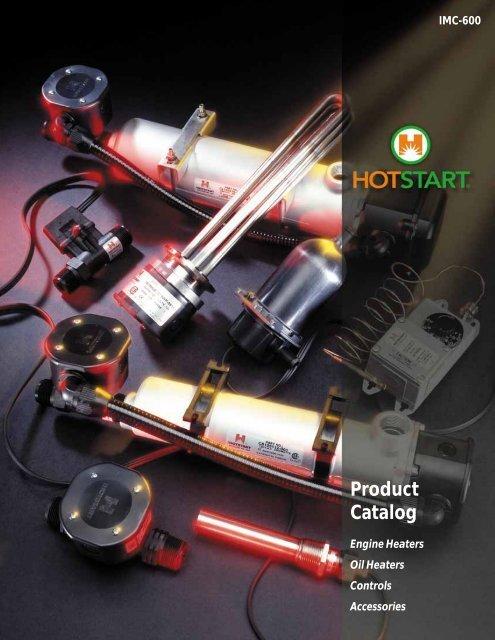 Hotstart TF151-009 Block Heater for Caterpillar C15 ACERT FREE SHIPPING