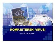 Virusi u elektronskoj pošti